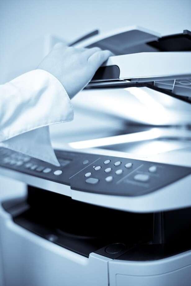 Fax machines (Shutterstock / Glovatskiy)