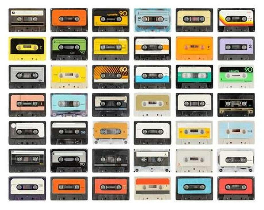 Cassette tapes (Shutterstock / Dubassy)
