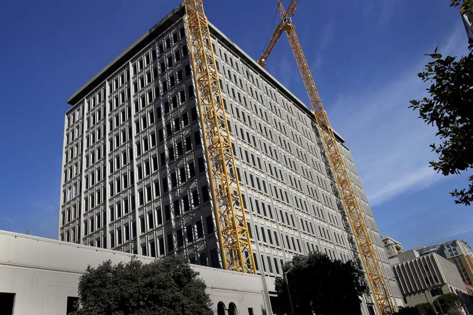 RiverBed Technology has signed a big new leasing deal with the building at 680 Folsom Street in San Francisco, Calif. The company ranked ninth on the tech list. Photo: Brant Ward, The Chronicle