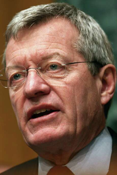 Sen. Max Baucus, D-Mont., leads the powerful Finance Committee. / 2011 Getty Images