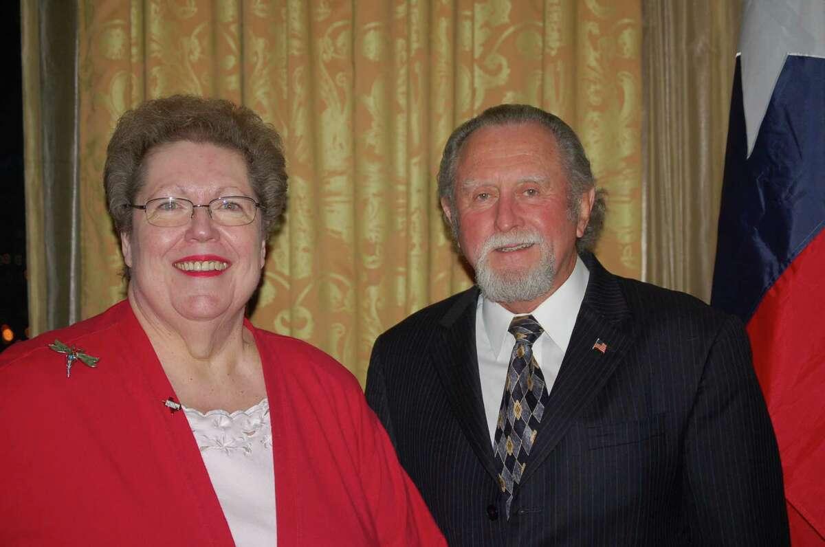 Waller City Council member Nancy Arnold and Meadows Place Alderman Terry Henley serve on the Houston-Galveston Area Council.