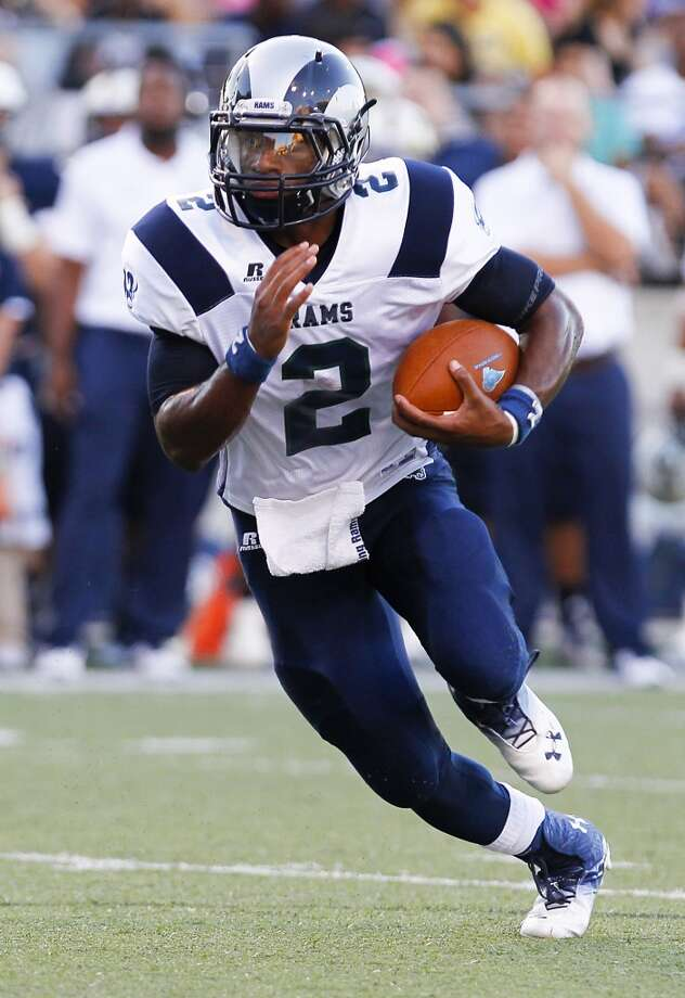 WR Darious Crawley   Height/weight: 5-11, 191  High school: Cypress Ridge   College: Kansas  Photo: Diana L. Porter, For The Chronicle