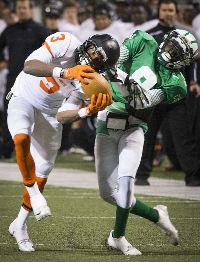 WR Armanti Foreman   Height/weight: 6-0, 174   High school: Texas City   College: Texas  Photo: Smiley N. Pool, Houston Chronicle