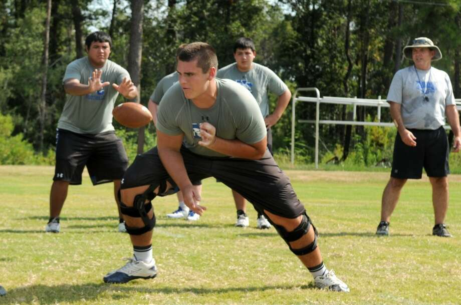 OL Cory Klingler   Height/weight: 6-5, 290  High school: New Caney  College: Rice Photo: Jerry Baker, For The Chronicle