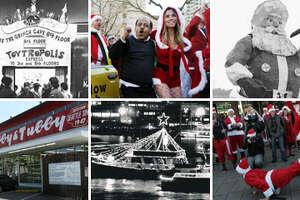 seattle christmas history