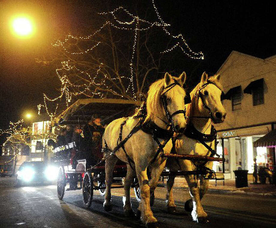Are you looking for a way to include the whole family in New Year's Eve celebrations? Westport's First Night is a great choice. Activities start at 4 p.m. For more information, visit http://www.firstnightww.com/ Photo: File Photo, Contributed / New Canaan News Contributed