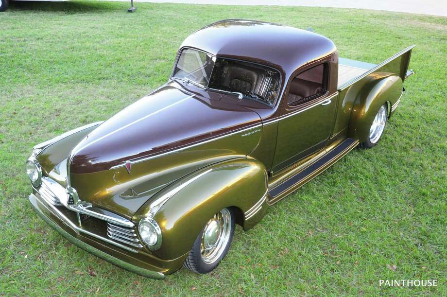 When Jason McPike first saw this 1947 Hudson behind a machine shop in Humble he knew it needed to be his.