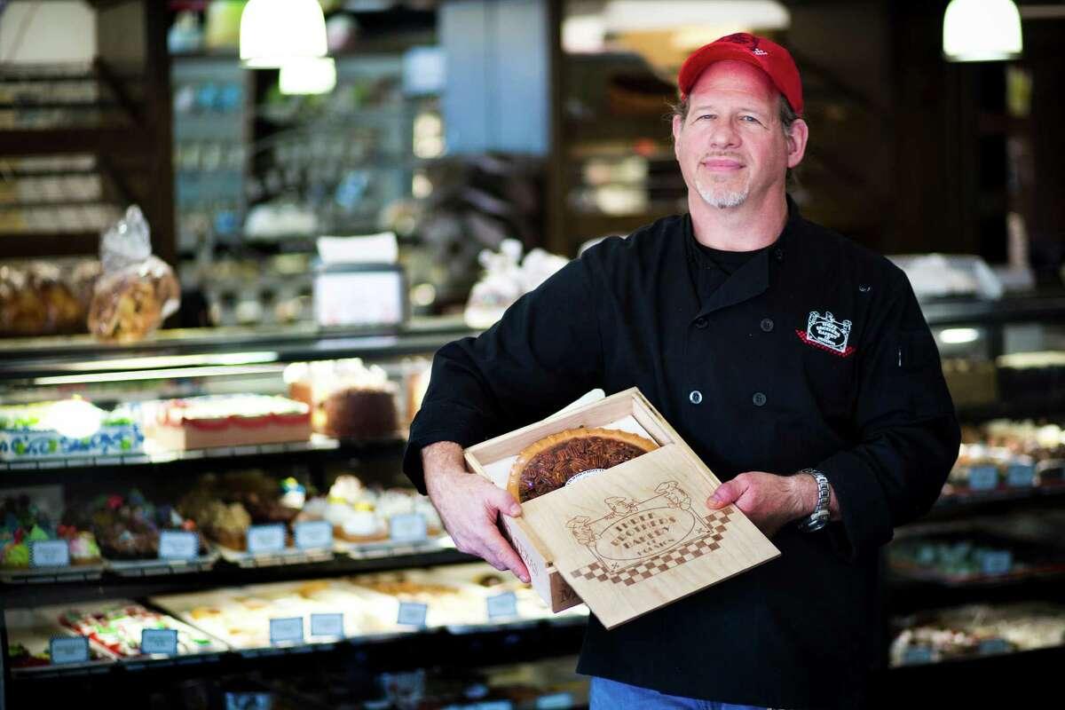 Three Brothers Bakery owner Bobby Jucker.