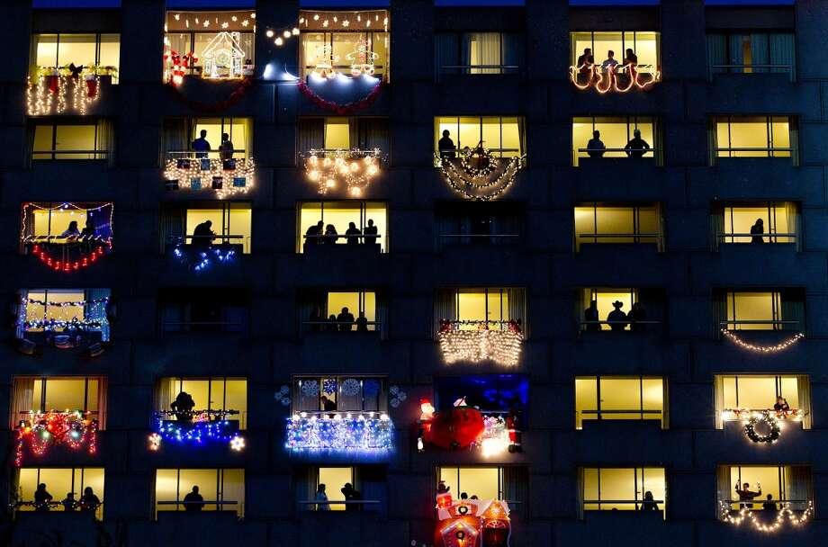 Uptown Houston Photo: Johnny Hanson, Houston Chronicle
