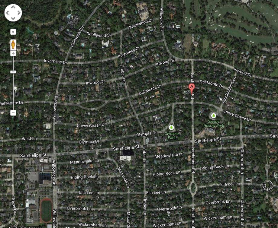 River Oaks - Click for full map.