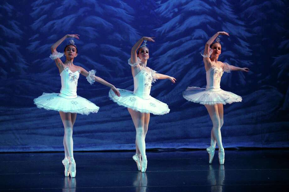 """The Nutcracker"" will be performed Saturday and Sunday, Dec. 20-21. Photo: Kennedy Dance Theatre Photo"