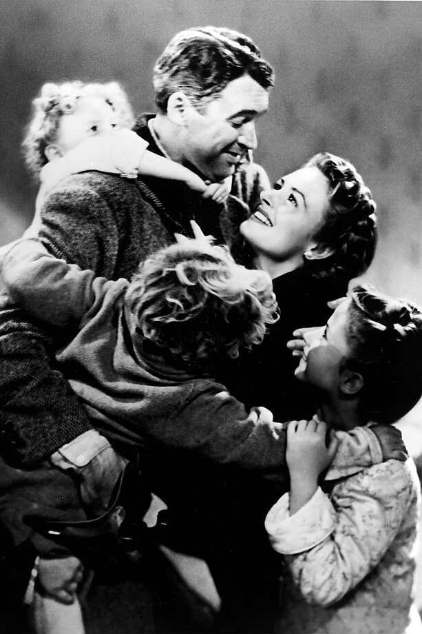 """It's a Wonderful Life."""
