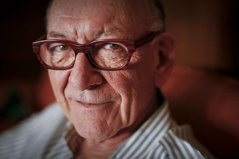 After 40 years as a wine importer, Kermit Lynch remains as outspoken as ever. Photo: Russell Yip, The Chronicle