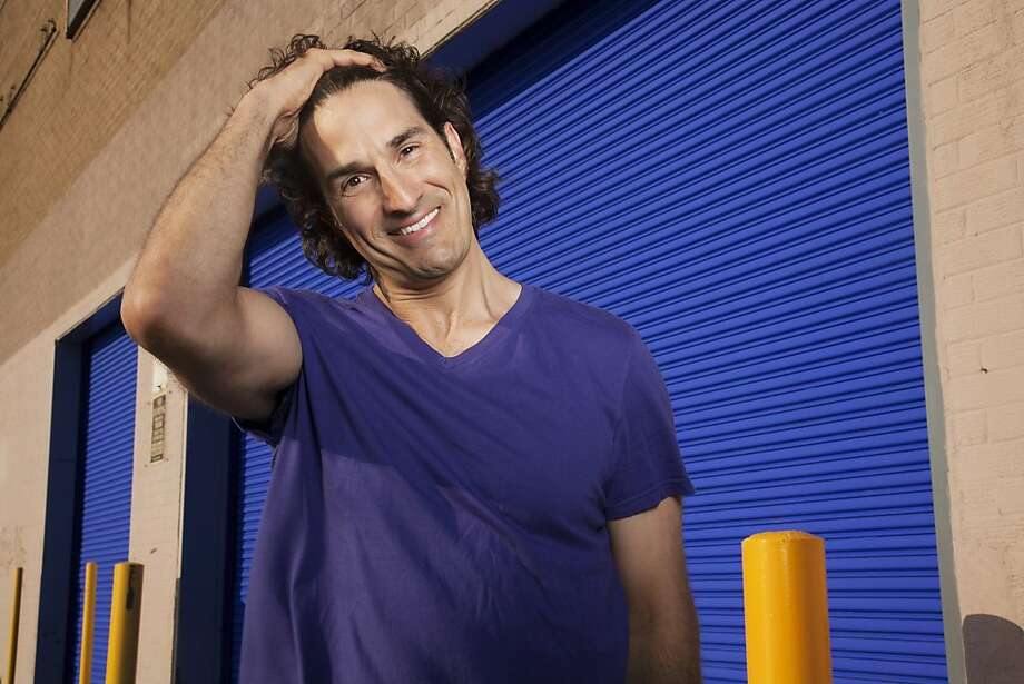 """Gary Gulman, a veteran of TV's late-night talk shows, brings an abundance of holiday material to """"Kung Pao Kosher Comedy."""" Photo: Mindy Tucker"""