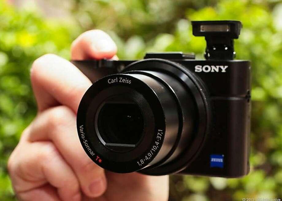 Sony Cyber-shot DSC-RX100 II Photo: Cnet