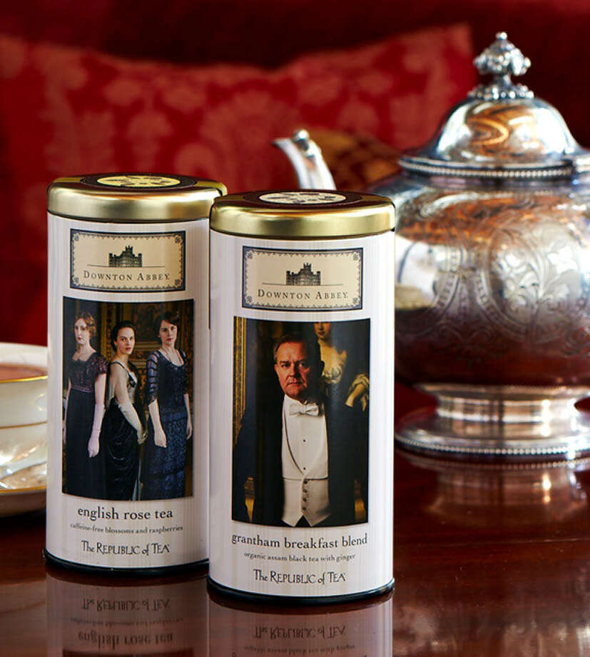 For Eye on the Aisles; Downton Abbey teas from The Republic of Tea Photo: Courtesy Photo / Courtesy photo