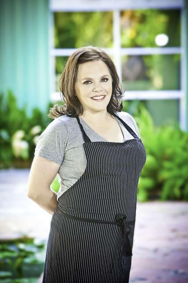 Pastry chef Rebecca Masson, owner of Fluff Bake Bar, Houston. (Photo: Mark Woolcott) Photo: Mark Woolcott