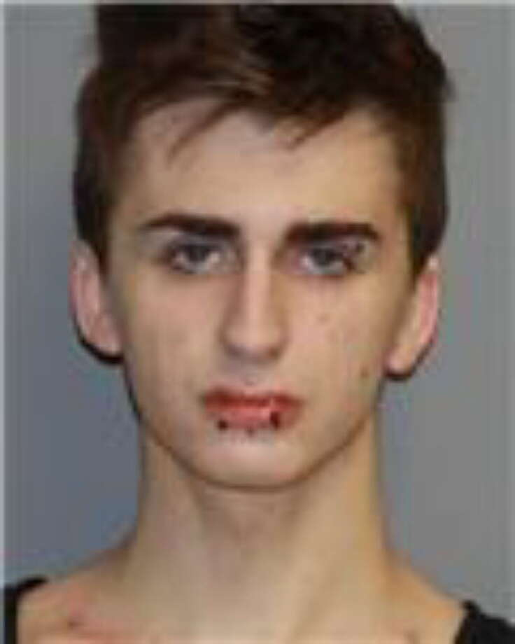 Daniel Lewis, 17 of Clifton Park. (State Police photo)