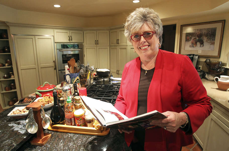 Frances Strange said she likes things in her kitchen that look nice and function well. Photo: Tom Reel / San Antonio Express-News