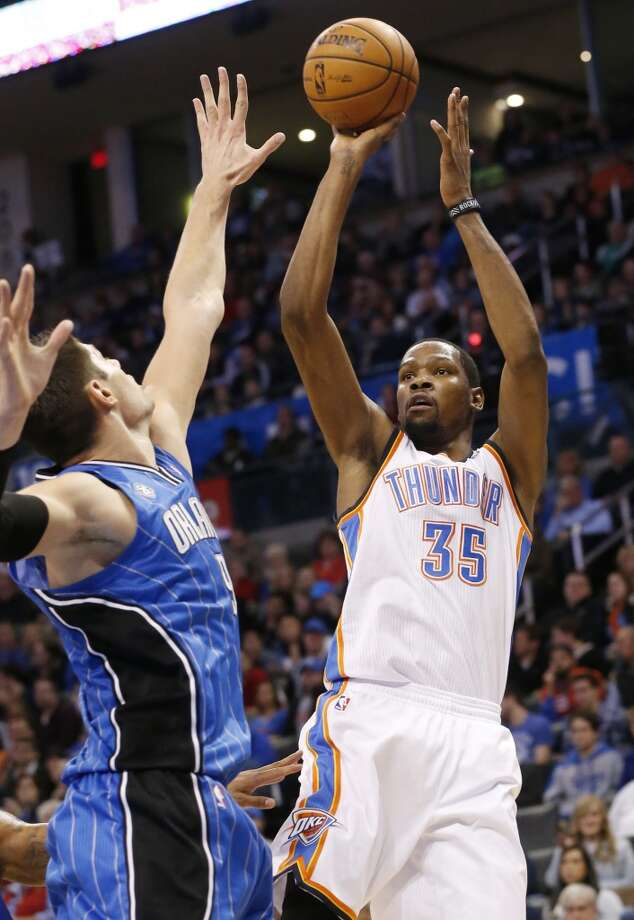 2. Kevin Durant