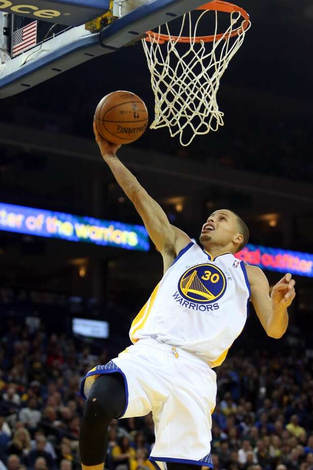 5. Stephen CurryGolden State Warriors guard Photo: Ray Chavez, MCT