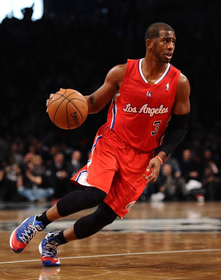 8. Chris PaulLos Angeles Clippers guard Photo: Maddie Meyer, Getty Images