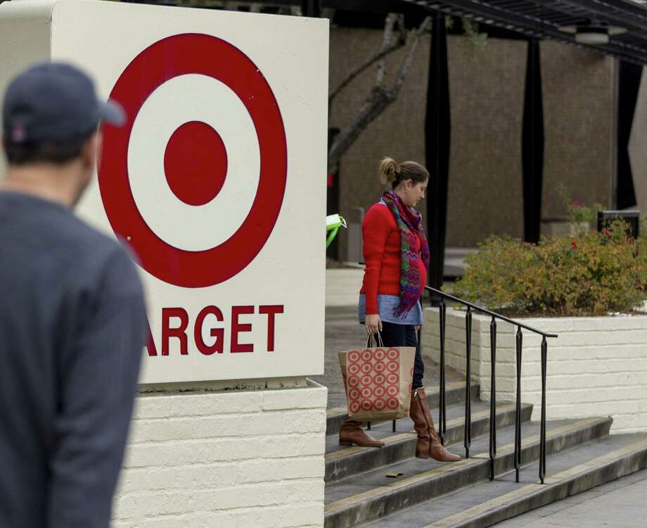 Target said criminals gained access to its customer information Nov. 27 and maintained access through Dec. 15. Photo: Damian Dovarganes / Associated Press / AP