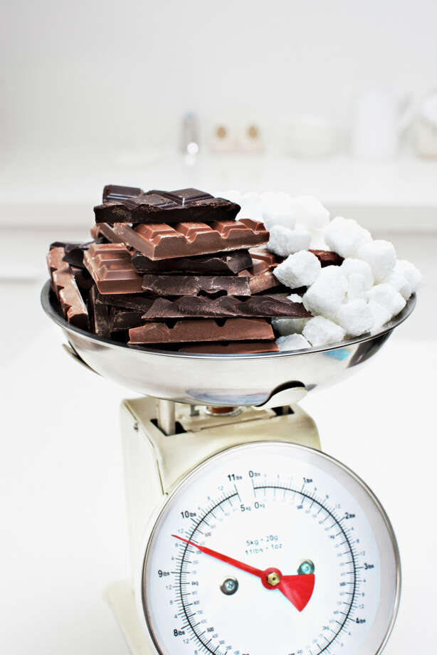 A food scale … Photo: Robert Daly, Getty Images / OJO Images RF