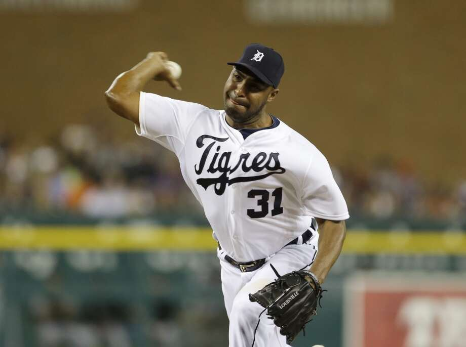 Jose Veras Relief pitcher 2013 stats: 21 saves, 3.02 ERA Old team: Detroit Tigers New team: Chicago Cubs Photo: Carlos Osorio, Associated Press