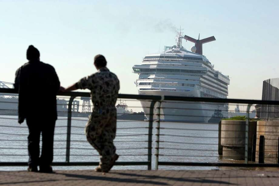In February, a fire on the Carnival Triumph knocked out power and stranded passengers in the Gulf of Mexico for days. The ship was towed to Mobile, Ala. Photo: Johnny Hanson, Staff / © 2013  Houston Chronicle