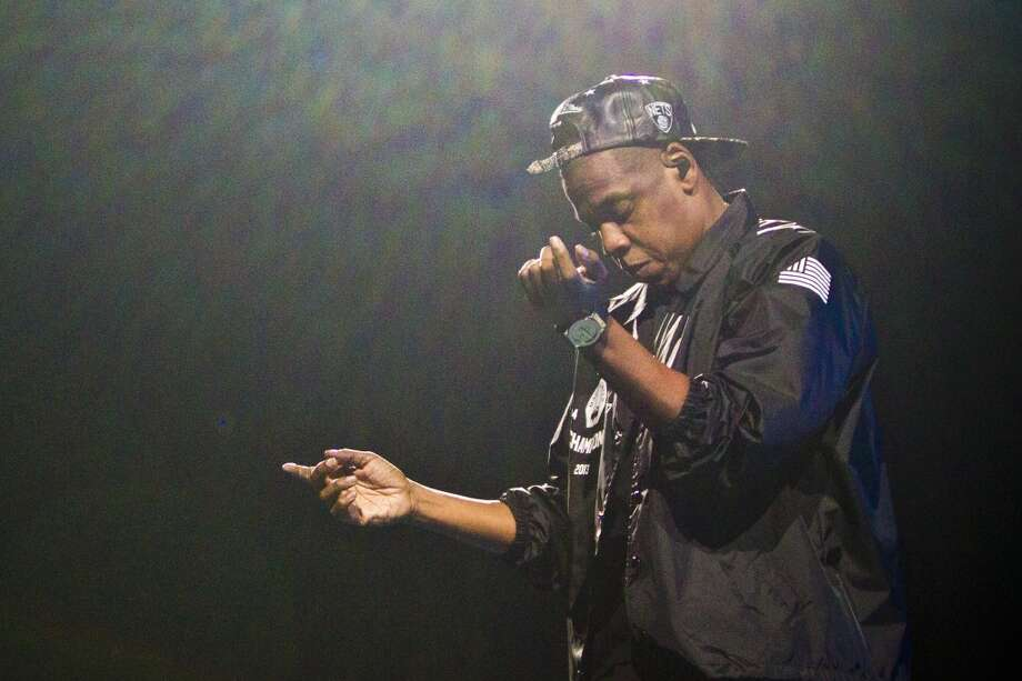Meet Mr. Carter, aka Shawn Carter, aka Jay-Z. Photo: Marie D. De Jesus, Houston Chronicle