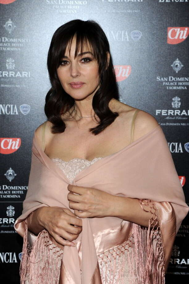 Actress Monica Bellucci attends the Opening Gala Dinner during the 57th Taormina Film Fest in Taormina, Italy in 2011. Photo: Venturelli, Getty Images / 2011 Venturelli