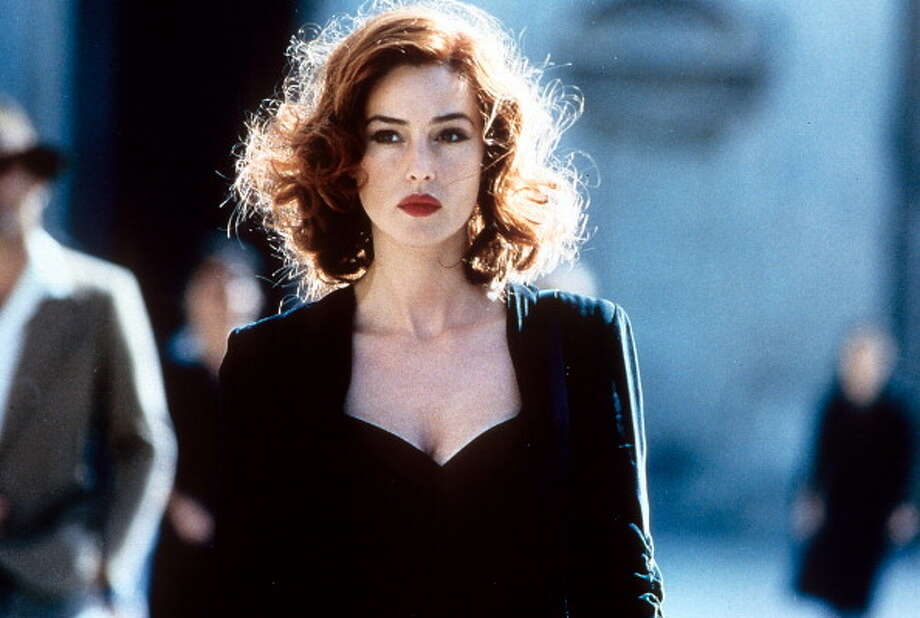 Monica Bellucci in a scene from the film 'Malena' in 1993. Photo: Archive Photos, Getty Images / 2012 Getty Images
