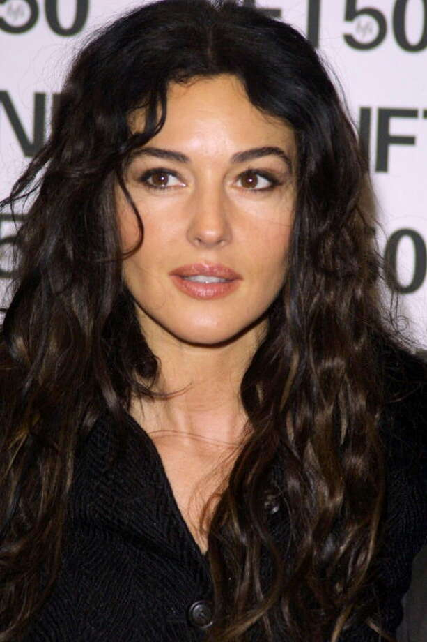 "Monica Bellucci during the ""Irreversible"" London Screening at National Film Theatre in London, Great Britain. Photo: Fred Duval, FilmMagic / FilmMagic"