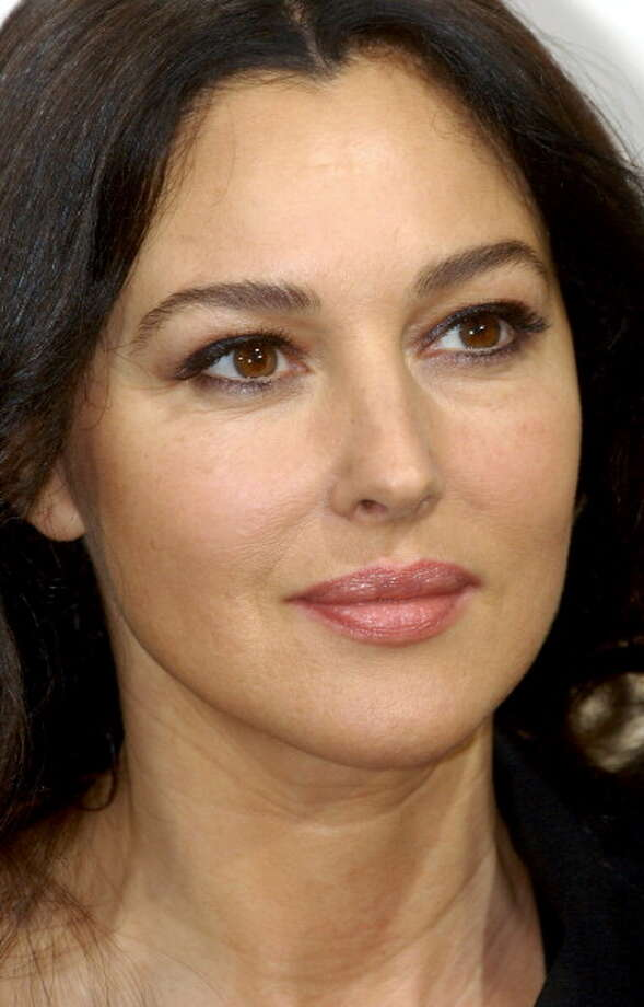 Monica Bellucci in Rome in 2007. Photo: Eric Vandeville, Gamma-Rapho Via Getty Images / 2011 Gamma-Rapho
