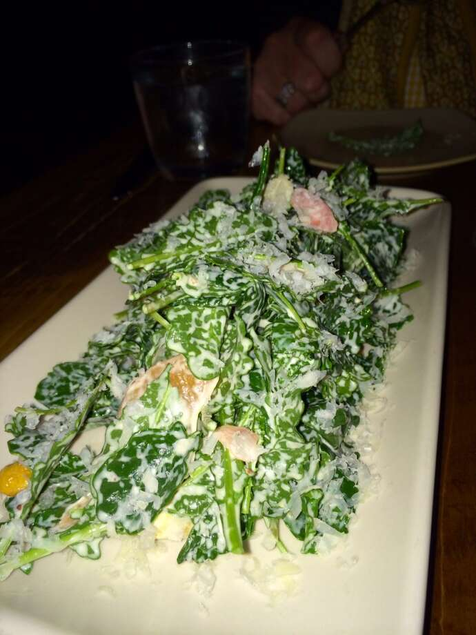 Kale salad at Padrecito ($11)