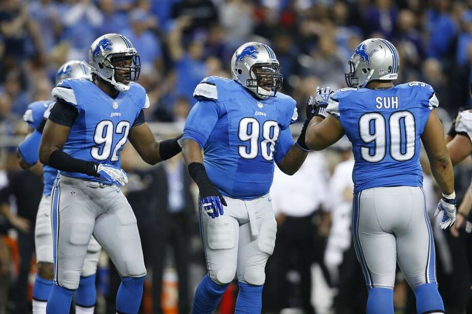 NY Giants (5-9) plus - 9 at Detroit (7-7): Lions 27-20 Photo: Rick Osentoski, Associated Press