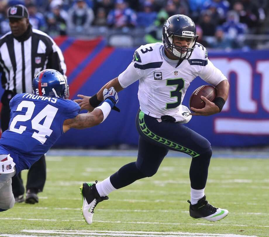 Arizona (9-5) plus - 10 ½ at Seattle (12-2): Seahawks 27-20 Photo: CHRIS PEDOTA, McClatchy-Tribune News Service