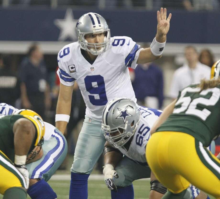 Dallas (7-7) minus - 3 at Washington (3-11): Cowboys 29-27 Photo: David Kent, McClatchy-Tribune News Service
