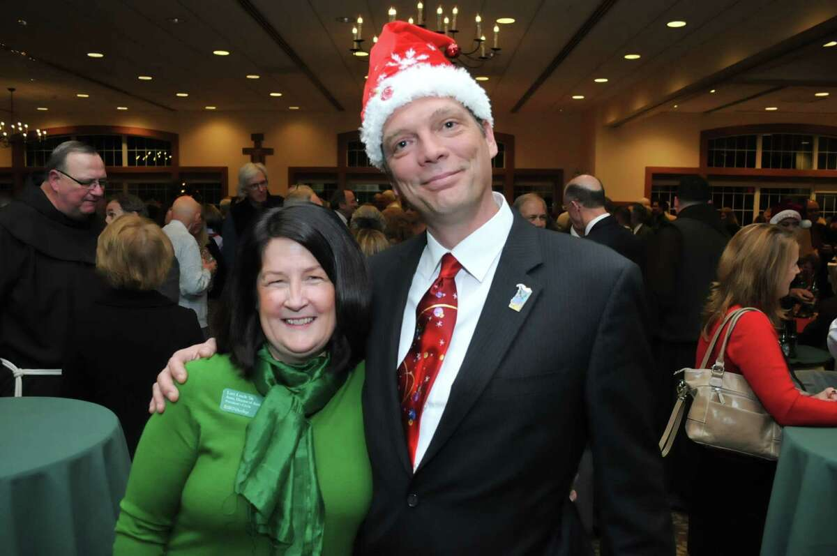 Were you Seen at Father Kevin Mullen's Annual Christmas Party at Siena College in Loudonville on Thursday, Dec. 19, 2013?
