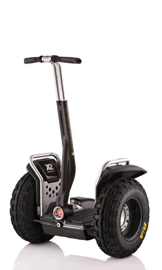 Photo of Segway's x2 model. Photo: Segway
