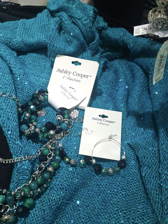Clothes and jewelry from Boscov's Clifton Park Photo: Photo: © Brianna Snyder/HealthyLife