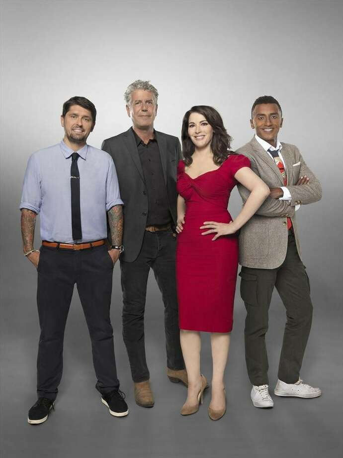 THE TASTE: ABC's attempt to do a cooking competition returns on Monday, Jan. 2 Photo: Sasha Shemirani, ABC / © 2013 American Broadcasting Companies, Inc. All rights reserved.