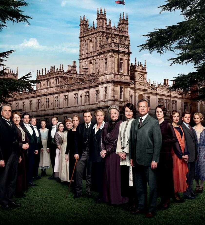 DOWNTON ABBEY: Hopefully more of our favorite characters will survive this season than last. PBS, Sunday, Jan. 5