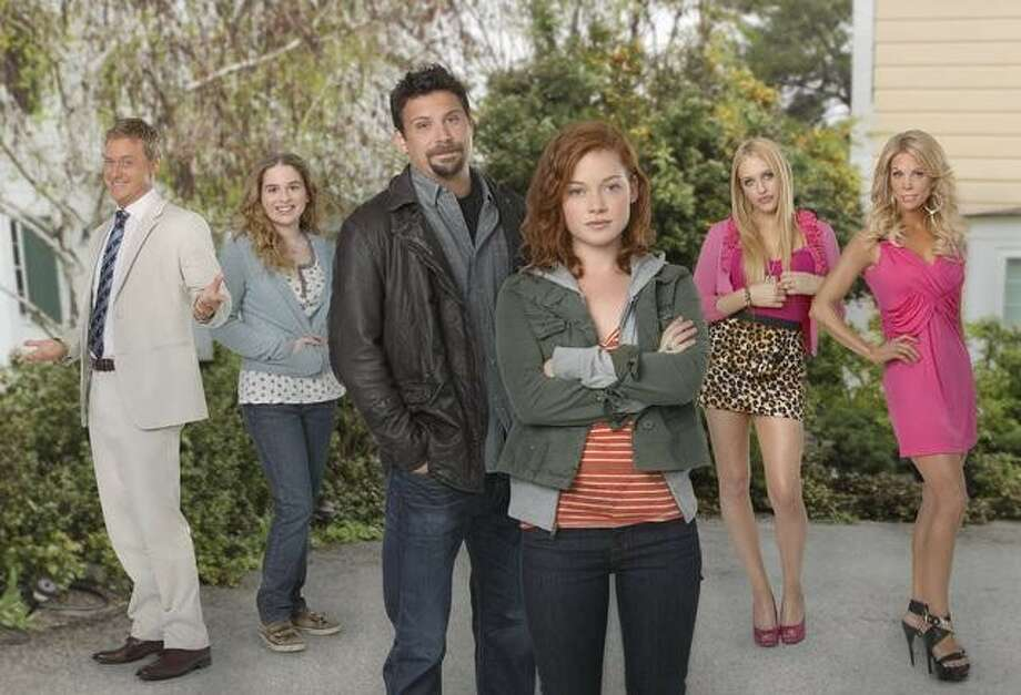 "SUBURGATORY: Will Tessa come home? Will George and Dallas get back together? Will Tessa's mom find happiness with her new family on ""Trophy Wife?"" The biting family sitcom returns to answer all these questions and more. ABC Wednesday, Jan. 15 Photo: Craig Sjodin, ABC / © 2011 American Broadcasting Companies, Inc. All rights reserved."