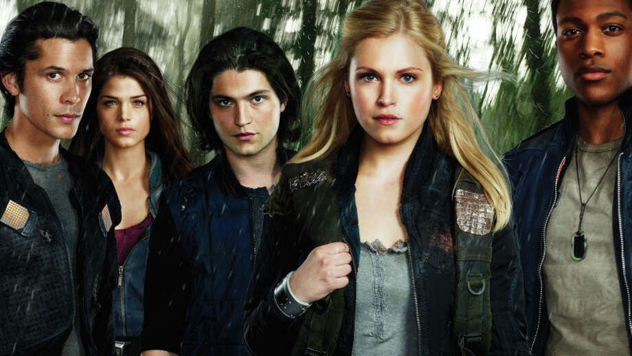 THE 100: This futuristic sci-fi series follows a group of 100 hot teenagers after they return to Earth. THE CW, Wednesday, Mar. 19 Photo: Brendan Meadows, Photo: Brendan Meadows/The CW / © 2013 The CW Network. All Rights Reserved.