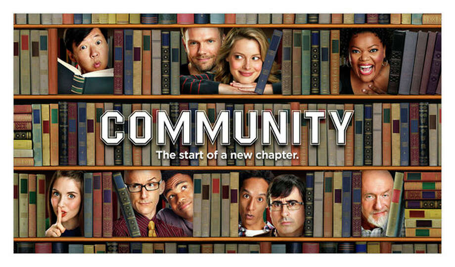 COMMUNITY: The cult comedy returns for its fifth (and final) season with its creator, Dan Harmon, back at the helm. NBC, Thursday, Jan. 2 Photo: NBCUniversal / 2013 NBCUniversal, LLC