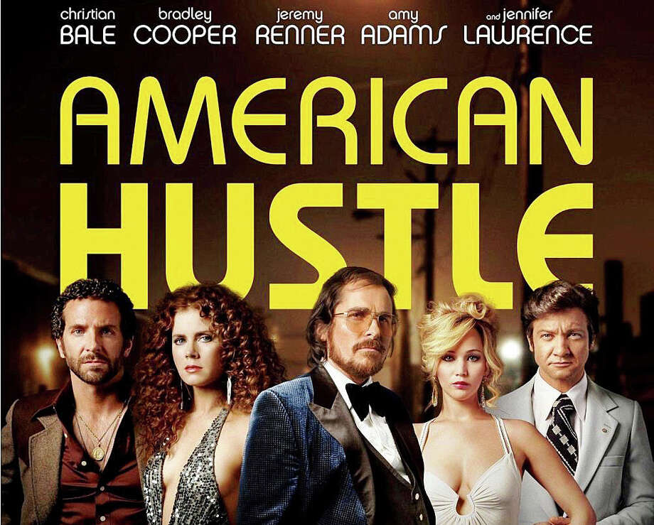 """American Hustle,"" a movie loosely based on the Abscam scandal of the late-1970s, is playing in area theaters. Photo: Contributed Photo / Westport News contributed"