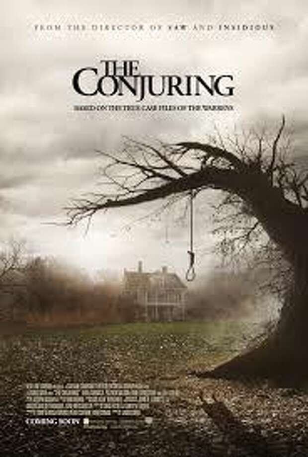 THE CONJURING - Somehow manages to be terrifying and comforting at the same time. And its classy horror imagery reflects the cut-above-the norm film itself.