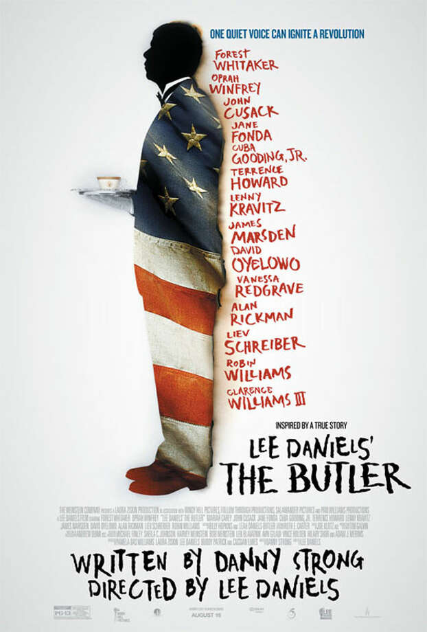 LEE DANIELS' THE BUTLER - If only the movie had more of the feel of this poster.
